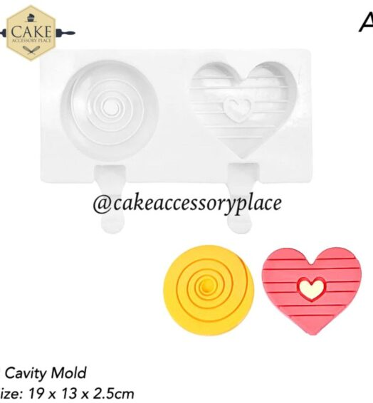 Cakesicles Molds A