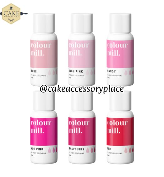 Colour Mill Red – 20ml