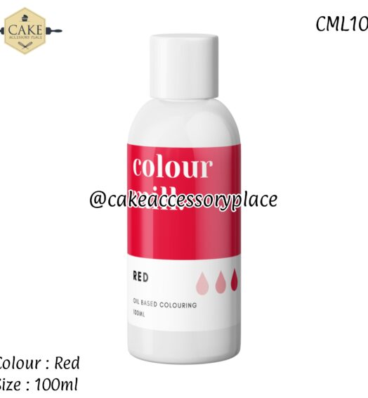 Colour Mill Red – 100ml