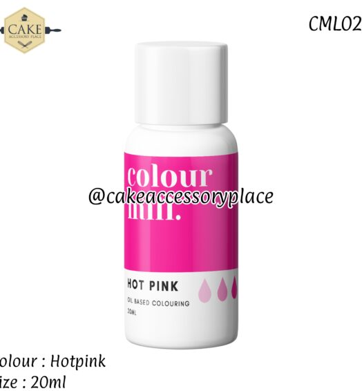 Colour Mill Hotpink – 20ml
