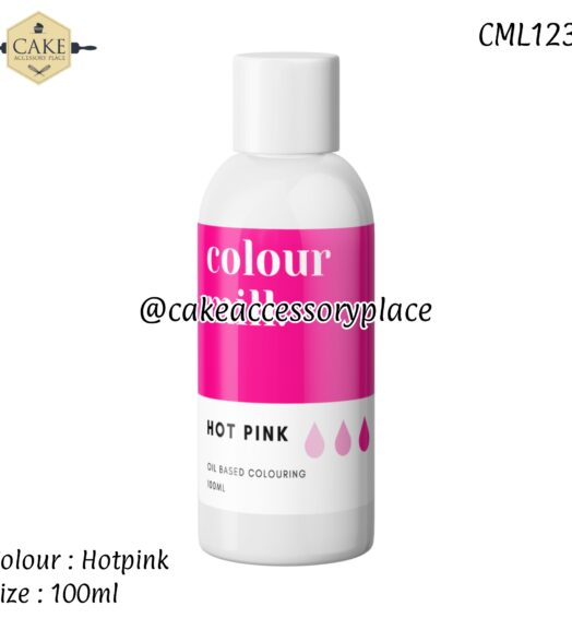 Colour Mill Hotpink – 100ml