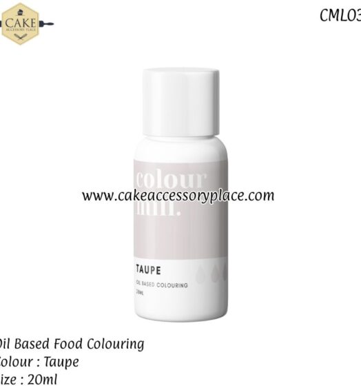 Colour Mill Taupe – 20ml
